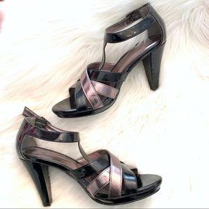 CloudWalkers by Avenue. Farrah heel, size 8 wide